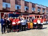 Областният управител Ангел Стоев към пожарникарите: Вашата служба е символ на стабилност