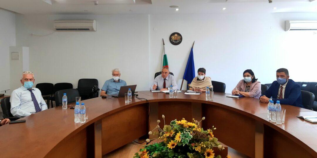 """""""Тракия икономическа зона"""" представи в областната управа Стратегия за въглеродно-неутрален индустриален парк"""