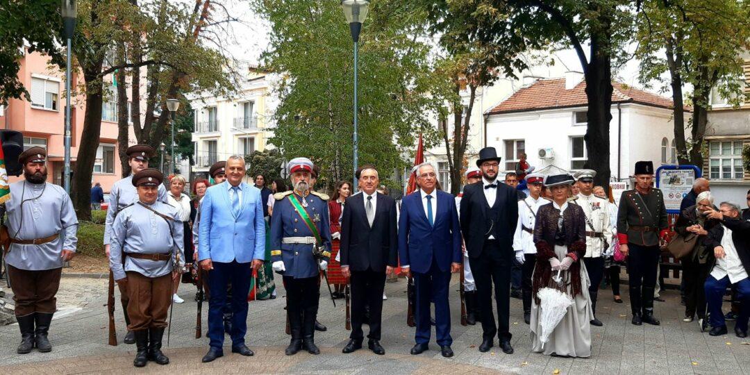 Пловдив чества 113-а годишнина от Независимостта на България
