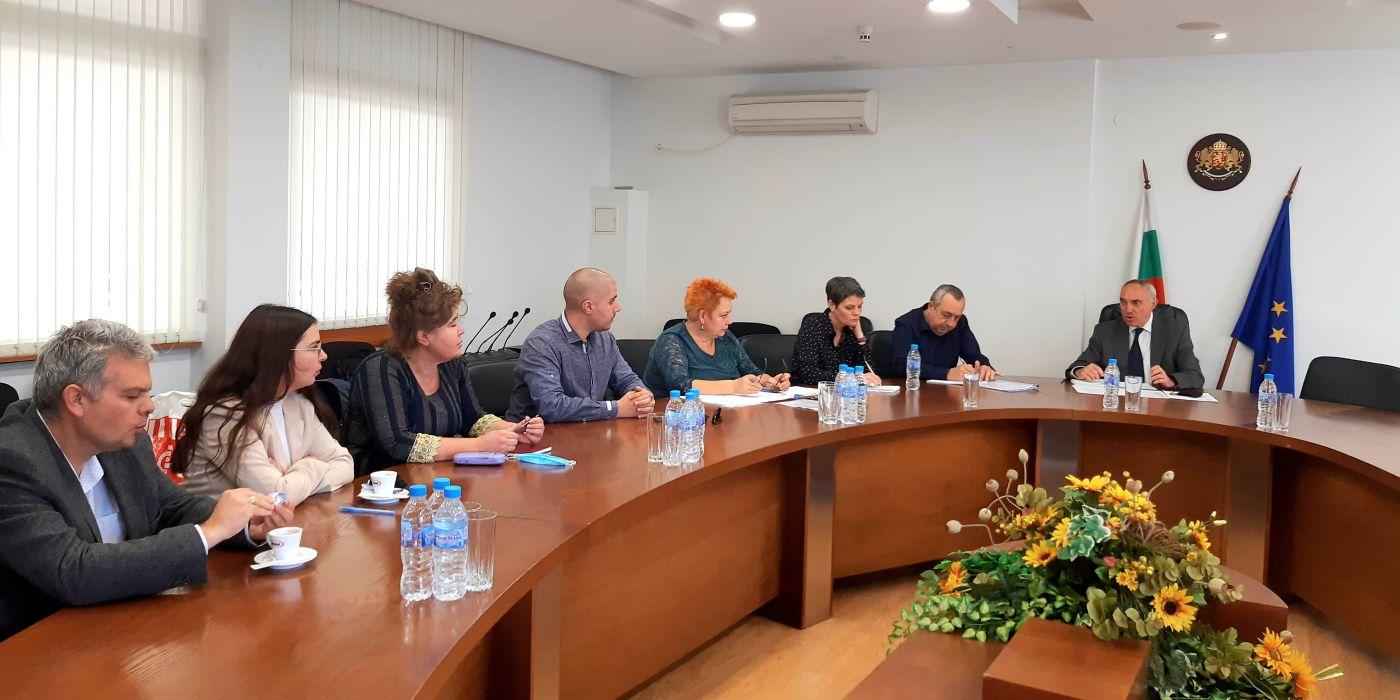 Ангел Стоев: Заедно ще работим за произвеждане на честни и прозрачни избори