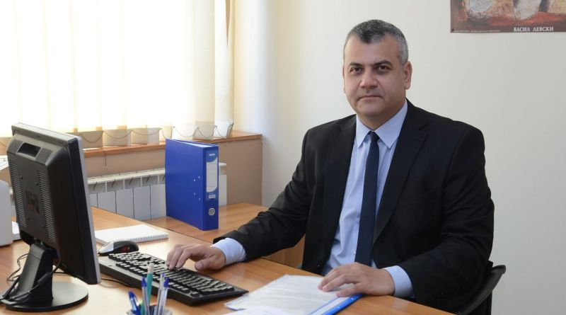 Dimitar Kerin - Regional Vice Governor of Plovdiv Region