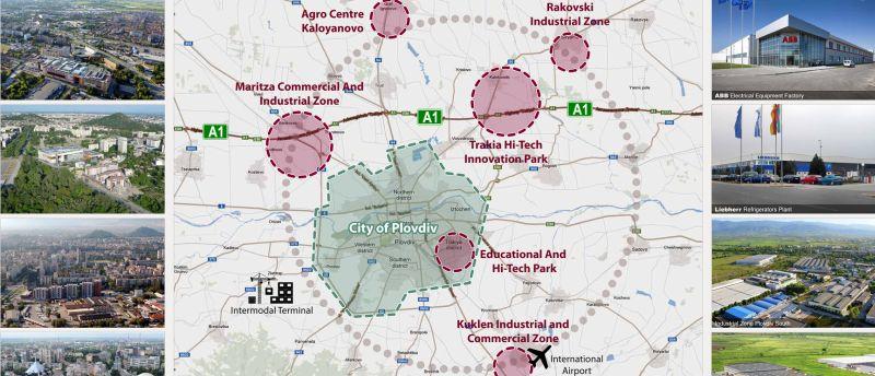 """Постоянната секторна комисия """"Тракия икономическа зона""""  (ПКТИЗ)"""