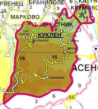 Община Куклен