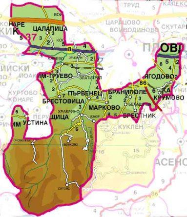 Община Родопи