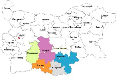 Регионален съвет за развитие на Южен централен район на 9 април в Пловдив
